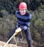 Abseil Andy